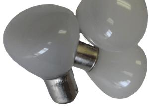 BA12 110V Bulb – Frosted