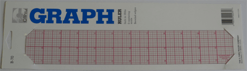 Graph Ruler B-70