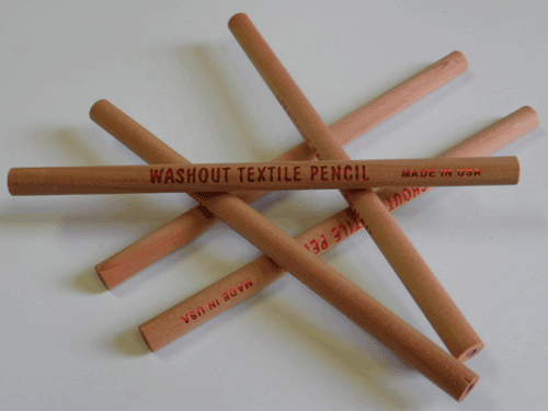 Washout Pencil (Red)